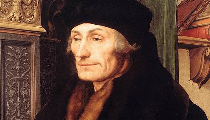 Эразм Роттердамский-гуманист