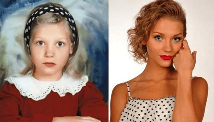 Кристина Асмус - биография и личная жизнь известной актрисы