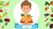 Кто такие веганы и что они едят?