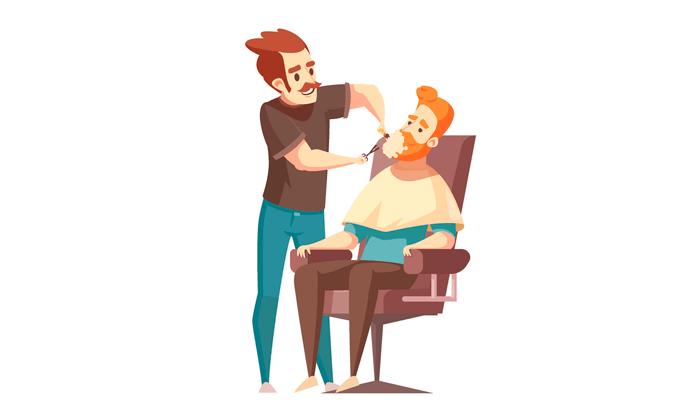 мужской-парикмахер