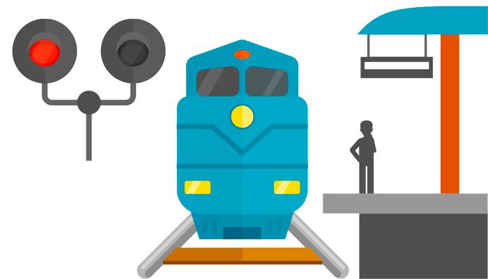 машинист поезда ржд